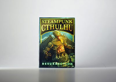 Cthulhu Steampunk Red
