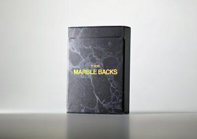 Marble Backs