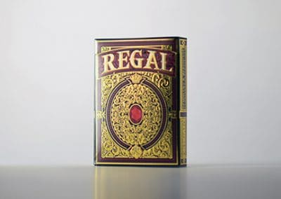 Regal Red