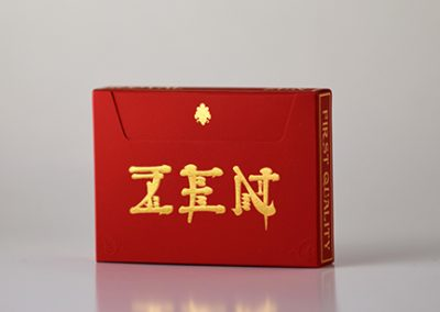 Royal Red Zen V2