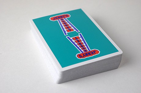 Custom Deck of Cards